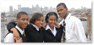 Baltimore Cristo Rey Jesuit High School