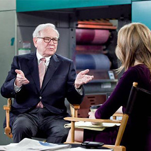 Upcoming Buffett — the one from Omaha, not the one from Margaritaville