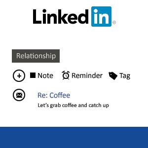 LinkedIn CRM